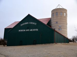 Dufferin County Museum
